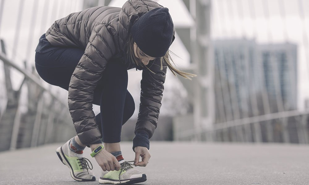 Here's how you can make the most out of being active this winter with some outside fun.