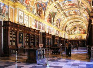 El Escorial Library