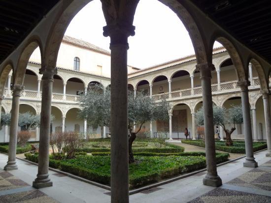 Museo De Santa Cruz.Museo De Santa Cruz The Wellington Society Of Madrid