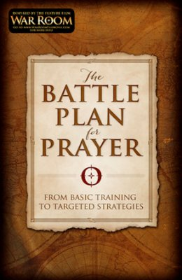 battle plan for prayer