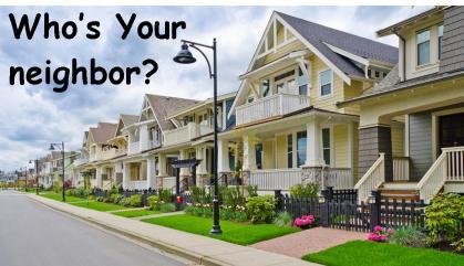 Whos Your Neighbor