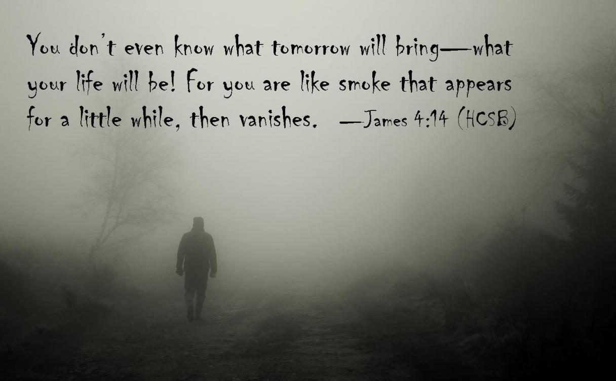 James 4 14