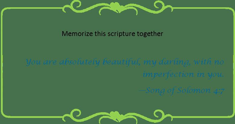 111 memorize song of solomon 4 7