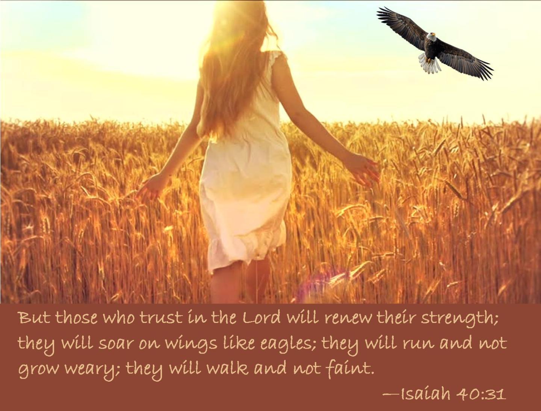 Isaiah 40 31