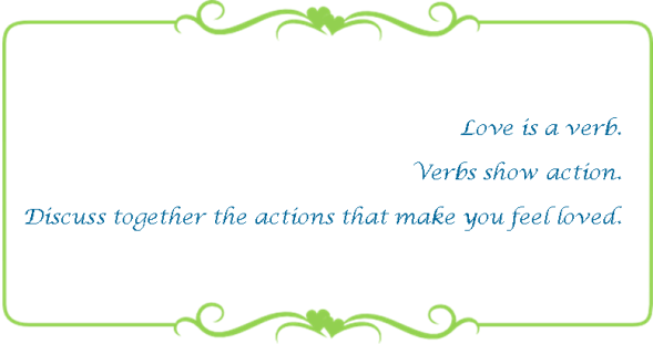 125 love is verb