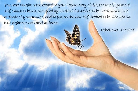 Ephesians 4 22-24