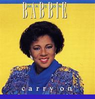 Babbie Mason 1988 Carry On album cover