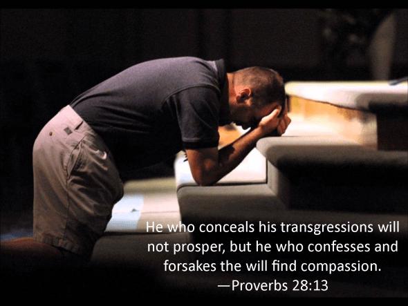 Proverbs 28 13