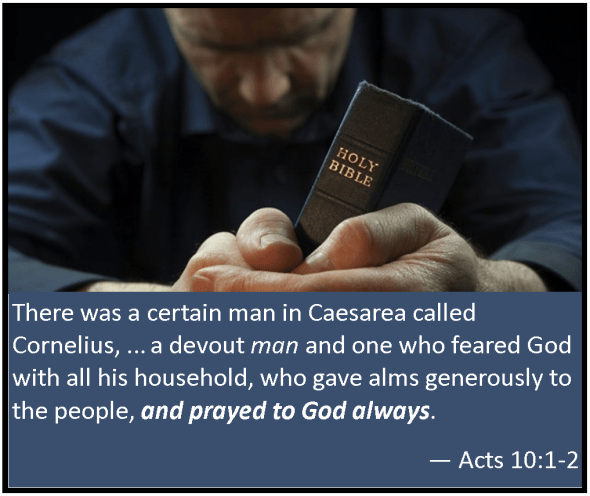 Acts 10 1-2