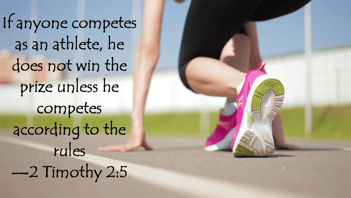 2 Timothy 2 5