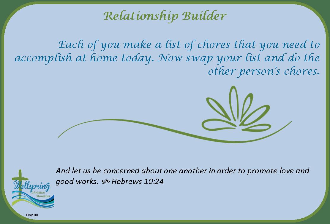 080 relationship builder