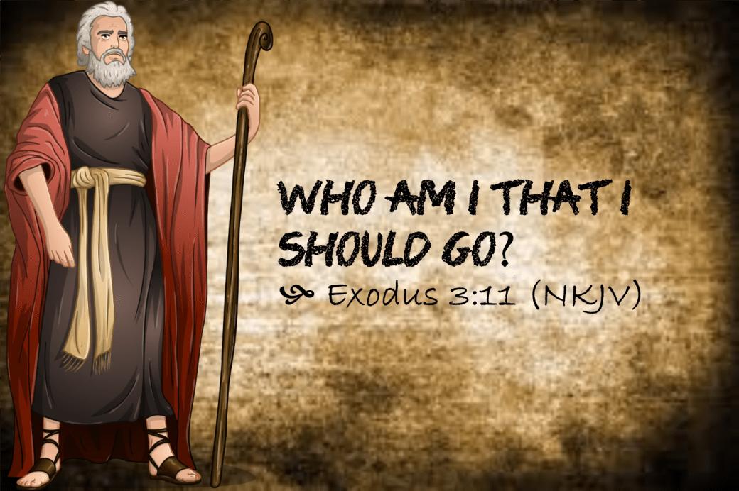 Jan 22 Exodus 3 11 NKJV