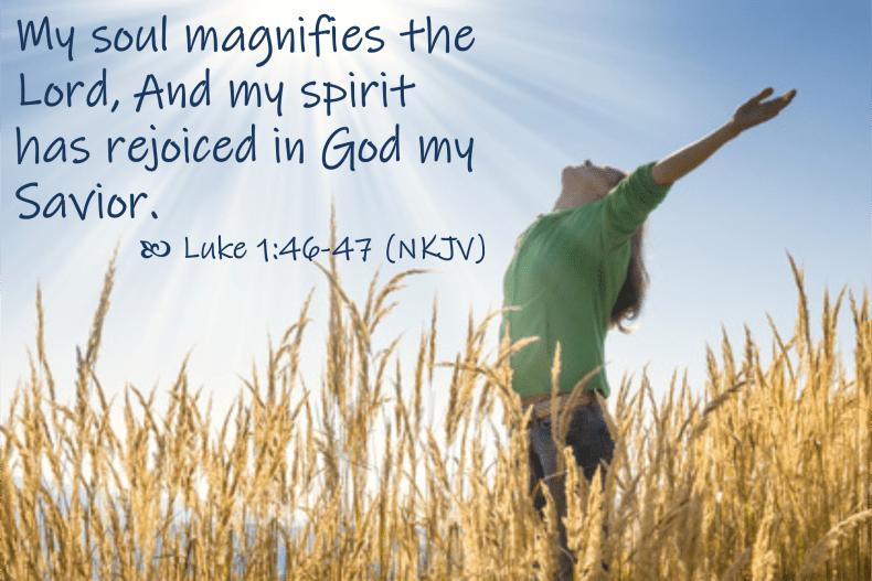 March 19 Luke 1 46-47 NKJV