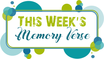 memory verse logo