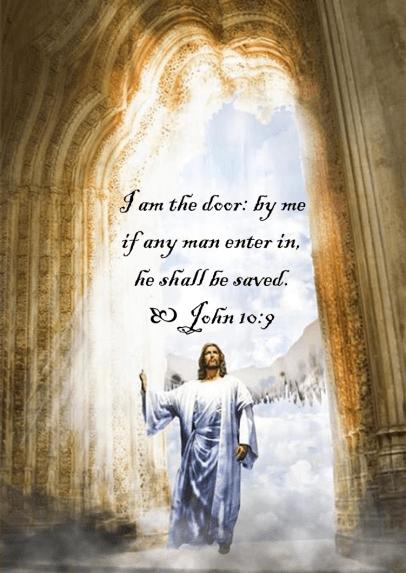 John 10 9
