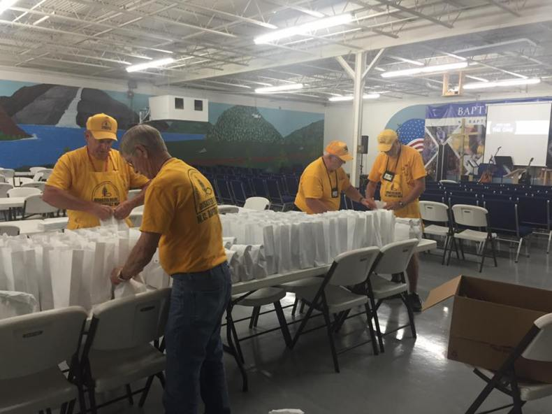 State Missions Engagement through disaster relief ministry