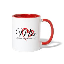 Mrs beloved mug