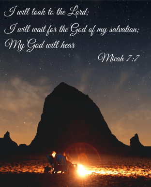 Waiting on God Micah 7 7