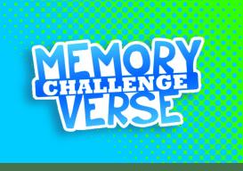 Memory verse challenge logo