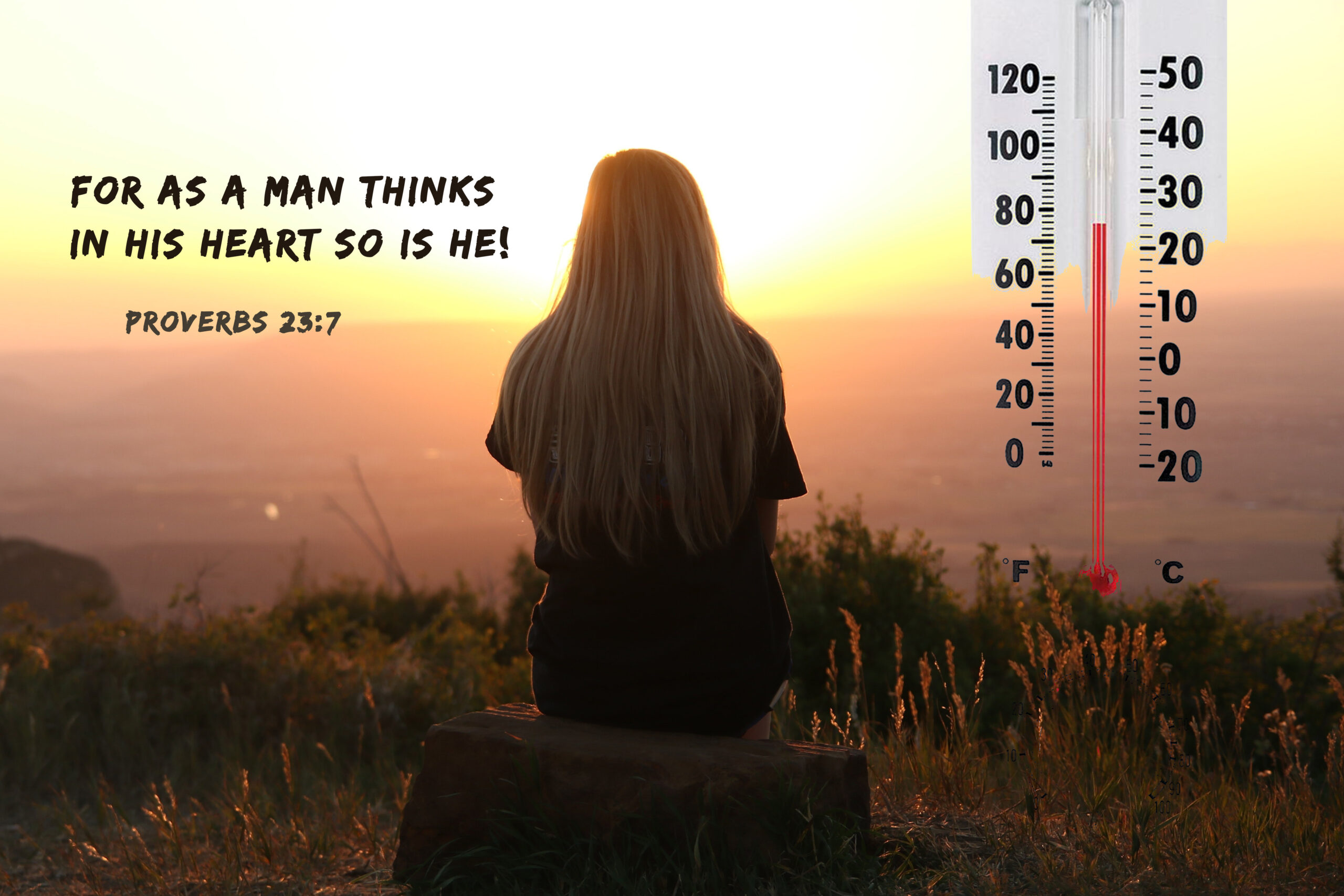 Our Faith Walk Series – Your Thought Life Drives Your Faith Levels post thumbnail