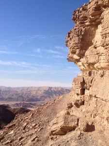 Negev Desert, Rabbi Barry Leff