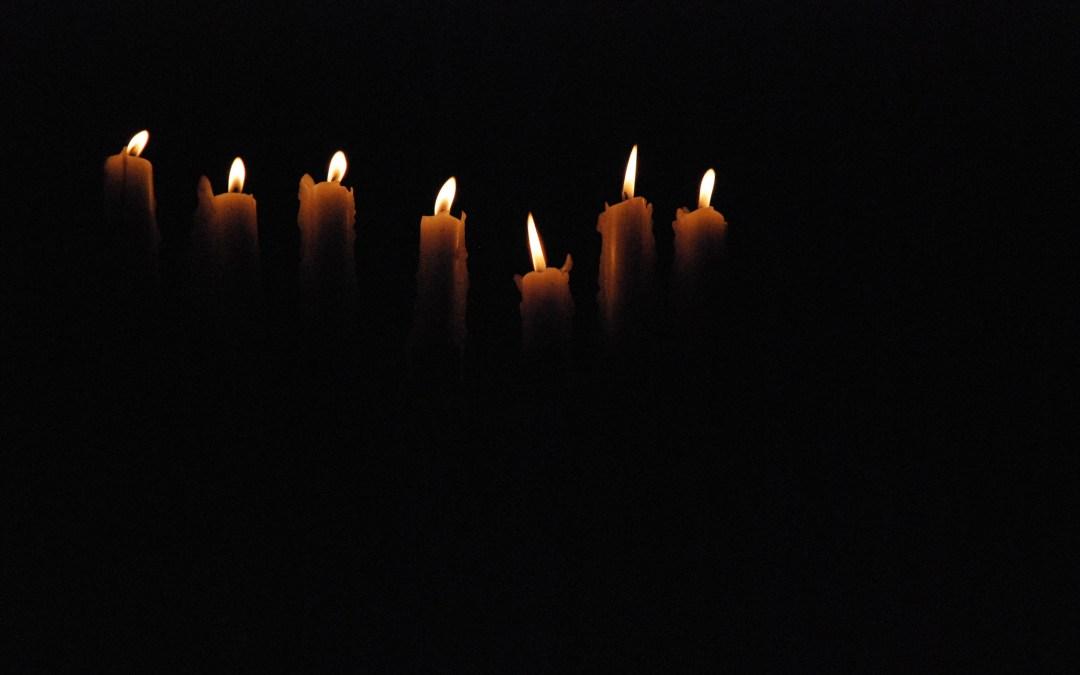 Redemption in Darkness