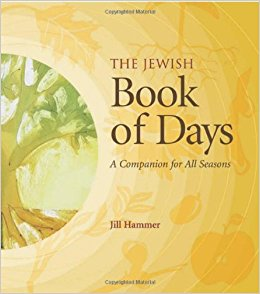 Jewish Book of Days Book Cover