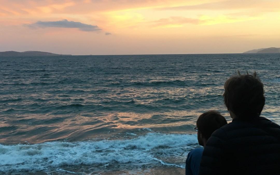 Sharing Circle: The Sea