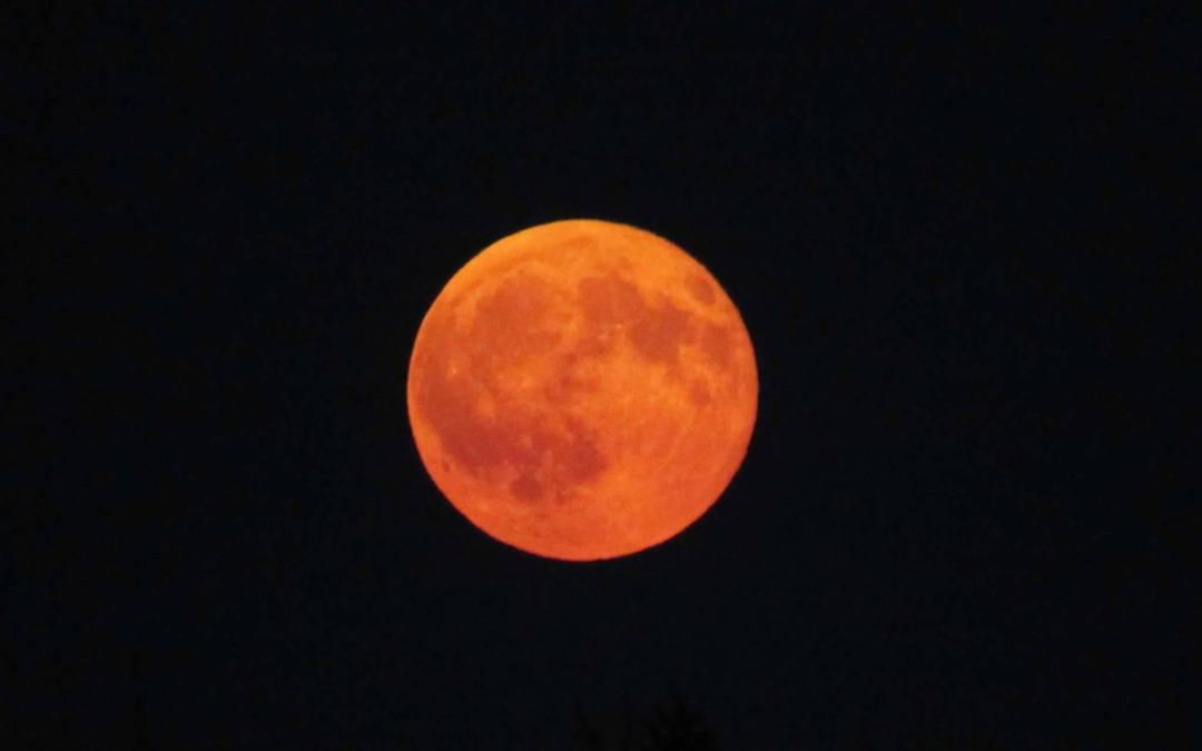 Sharing Circle: The Moon