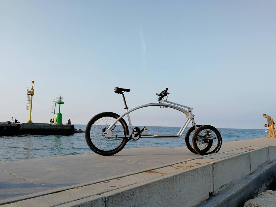 Vale - Cargo Bike - RinaldiTelai