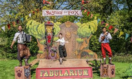 Why the Fabularium chose Wells Theatre Festival
