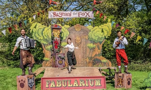 Why the Fabularium chose Wells Theatre Festival