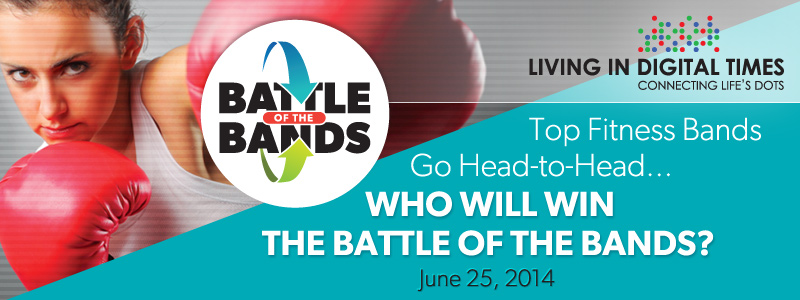 Battle of the Bands, Wearable Tech Style