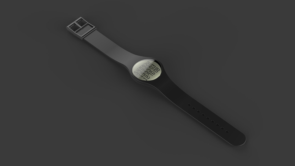 The Sands of Time on Your Wrist