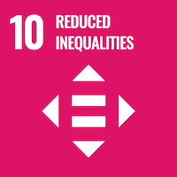 Technology and SDG 10 – Reduced Inequalities