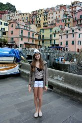 Day trip to Cinque Terre, Italy