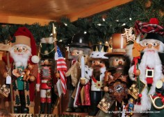 Nutcrackers from Germany.