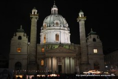 The Karlskirche market is one of our favorites.