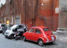 Rome parking :)
