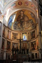 Inside the Duomo. This looks remarkably similar to the church of San Marco in Venice.