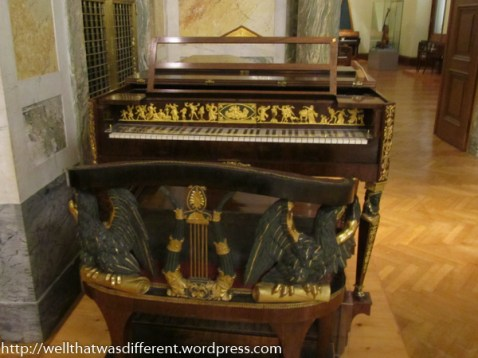 Imperial spinet.