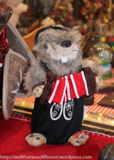 Accordion-playing rodents are ubiquitous in Austria.