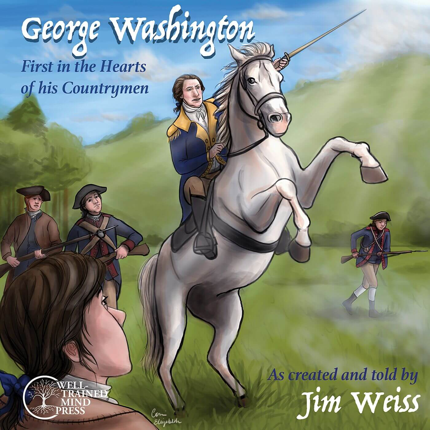 George Washington First In The Hearts Of His Countrymen