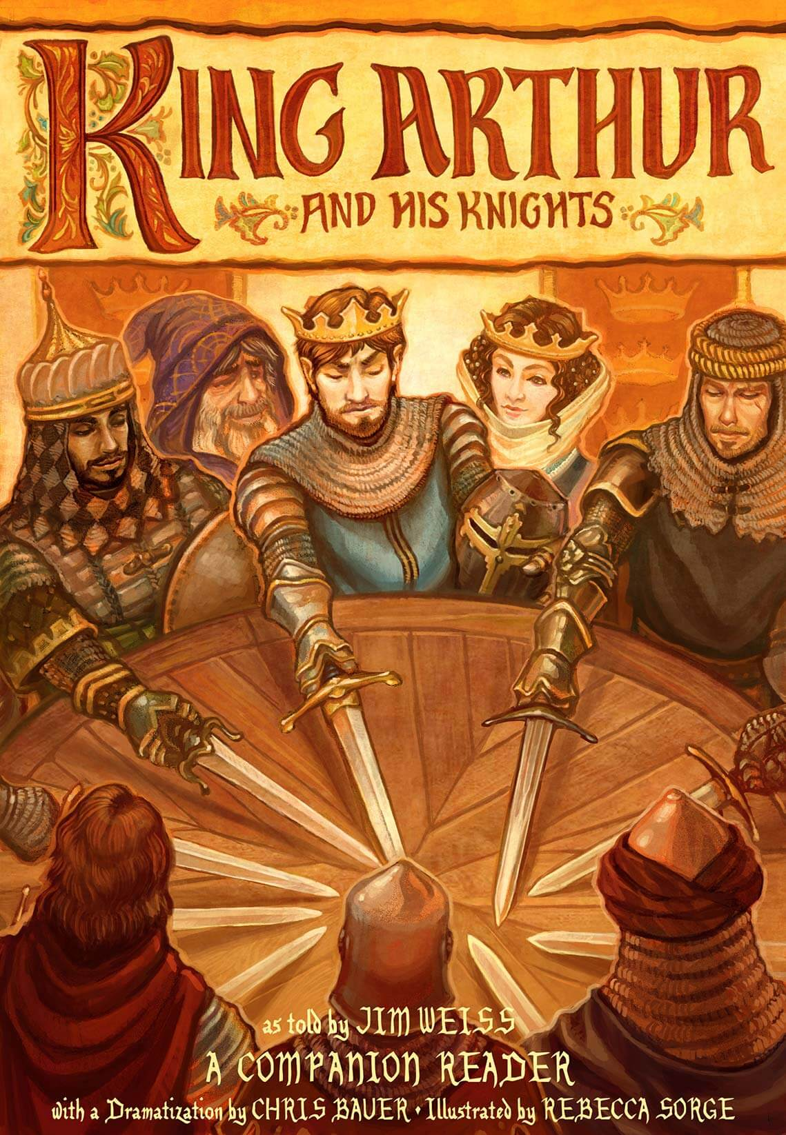 King Arthur And His Knights Companion Reader