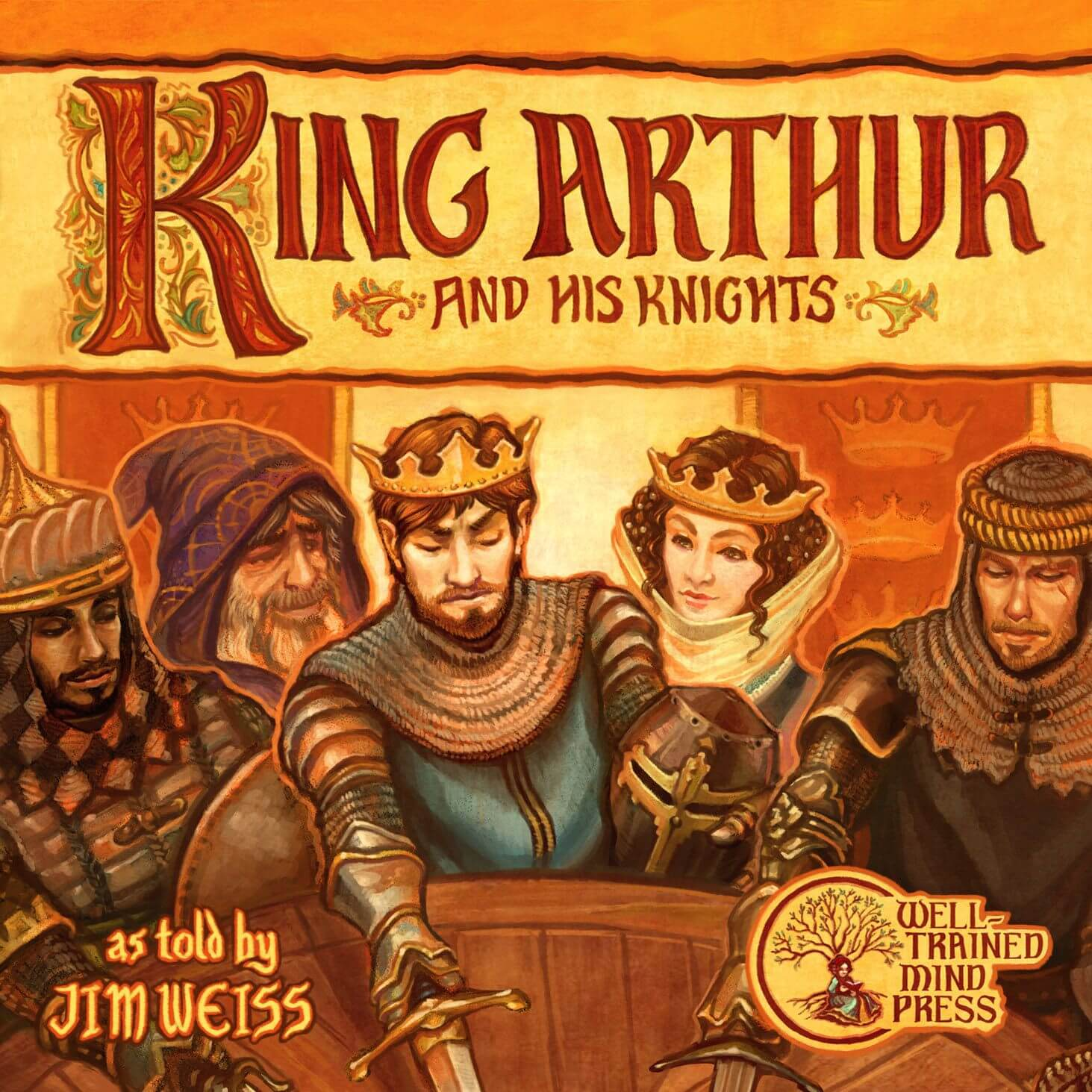 Audiobook King Arthur And His Knights 2nd Edition