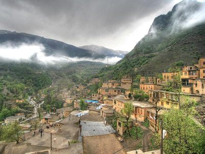 The village of Masuleh