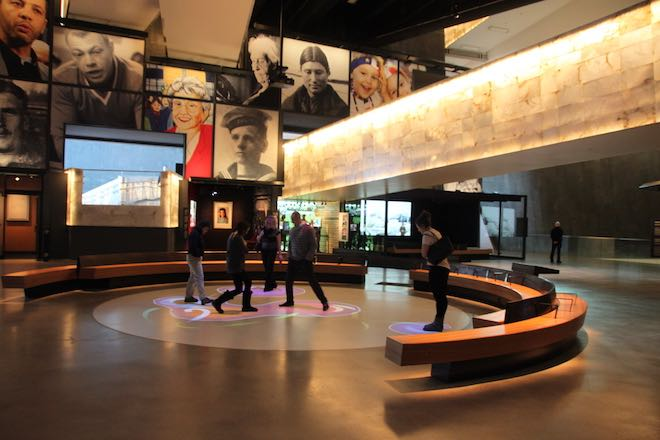 Canadian Museum for Human Rights - Image Mike Green.