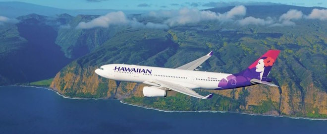 Hawaiian Airlines A330.