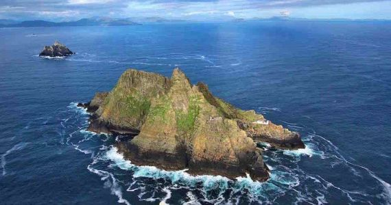 Skellig Michael - Image Tourism Ireland