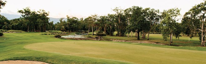 Cairns Golf Course - Image courtesy Carins Golf Course